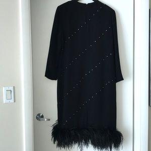 Nolan Miller Dresses - Nolan Miller black evening dress